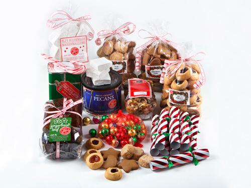 christmas classic gift basket