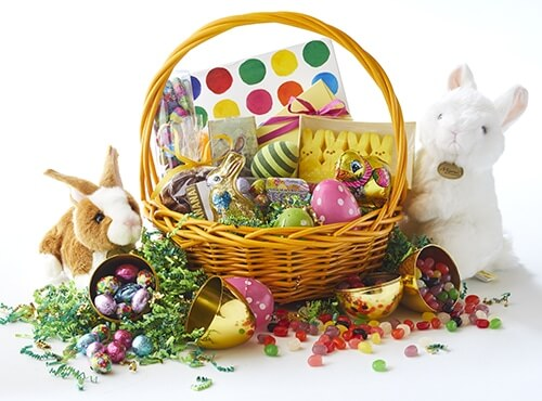 Gift baskets by eli zabar elizabar hey easter bunny gift basket negle Image collections