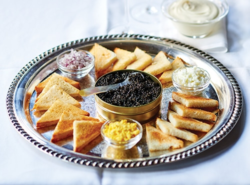The Gift of Caviar