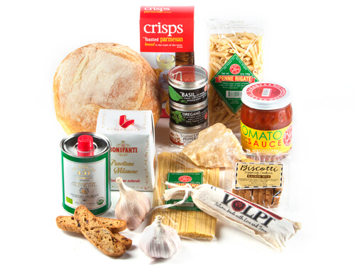 Italian Kitchen Gift Basket