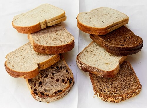 Sandwich Bread Sampler
