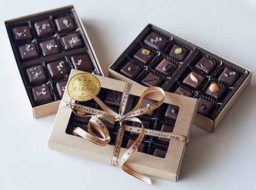 Filled Chocolates