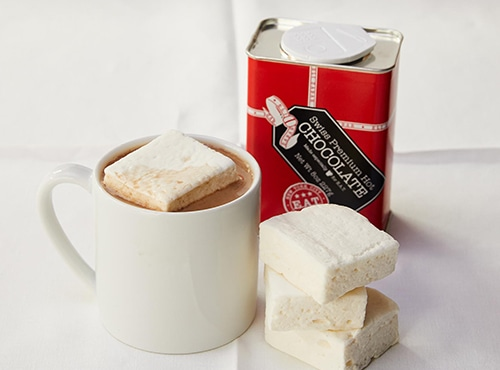 Hot Chocolate & Marshmallows
