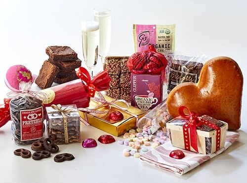 Valentine S Day Gift Basket I Love You Elizabar Com