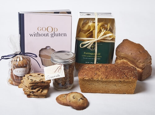 Gluten free gift basket elizabar negle Image collections