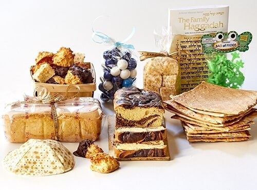 Deluxe Passover Gift Basket