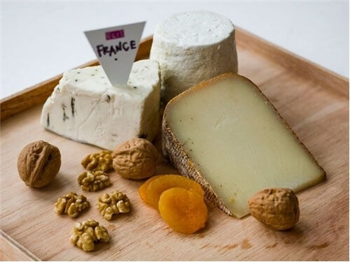 French Mountain Cheese Board