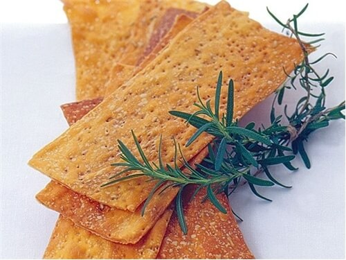 Olive Rosemary Thins