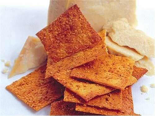 Parmesan Thins
